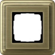 Gira ClassiX Art Бронза/Бронза Рамка 1-ая(0211661)