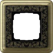 Gira ClassiX Art Бронза/Черный Рамка 1-ая(0211662)