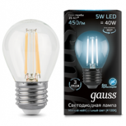Gauss Лампа Gauss LED E14 5W 4100К